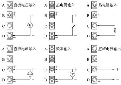 支持电流,电压,热电阻,热电偶等模拟量信号及pi脉冲量信号输入,支持6